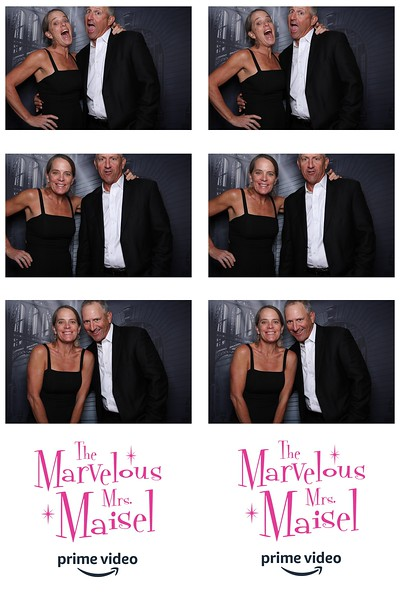 "Premiere Party for ""The Marvelous Mrs. Maisel"""