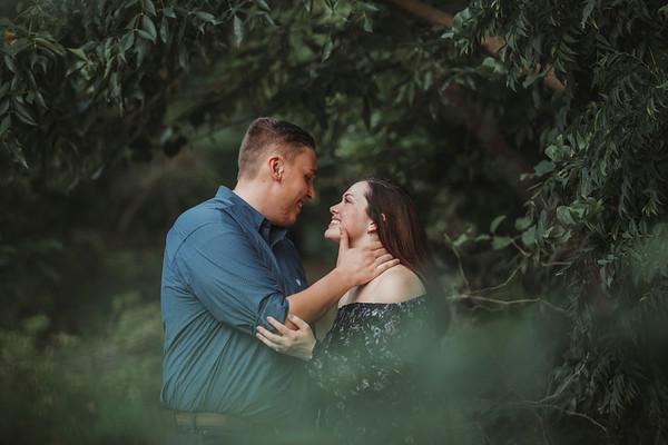 Kelsey + Mason Engaged 2019