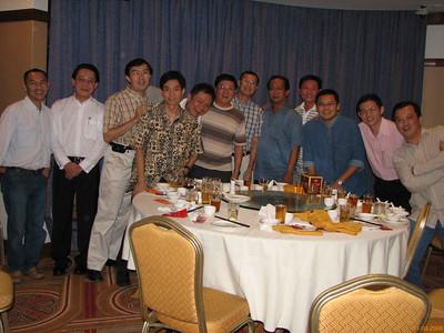 Raja Abdullah Reunion 2006