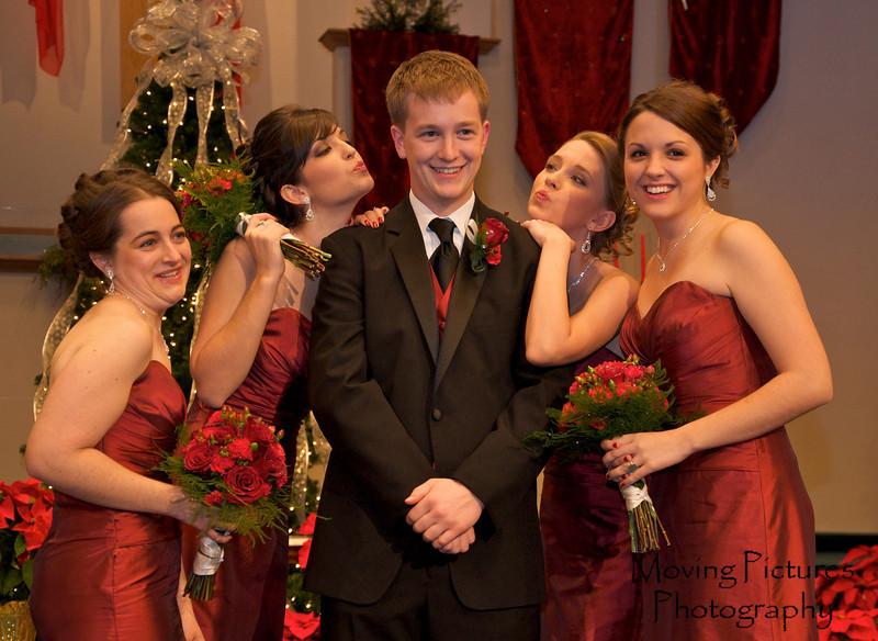 Becca & Ben Wedding - Photo © Patti Boehnlein