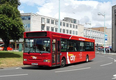 Dennis Dart SLF (new after 2002)