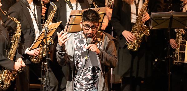 Schools Big Band Concert