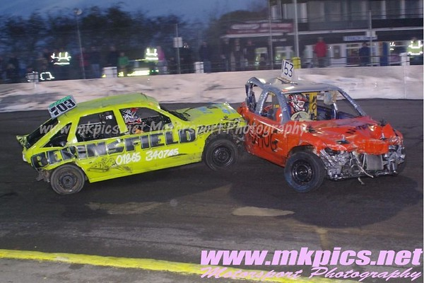 2L National Bangers, Northampton 11 November 2012