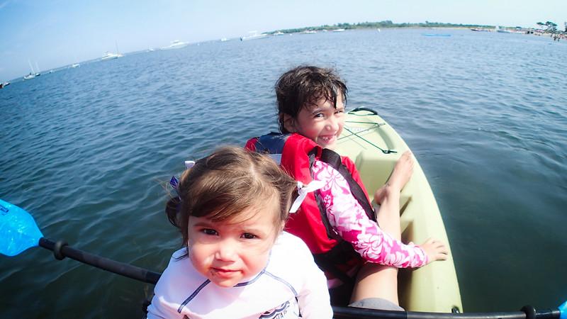 Third Beach Kayaking
