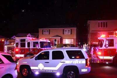Palisades Park  House Fire 3-2-17