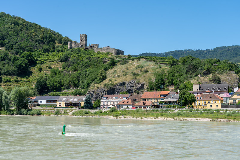Sailing the Danube in Austria