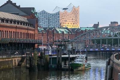 Hamburg & Aarhus 2019