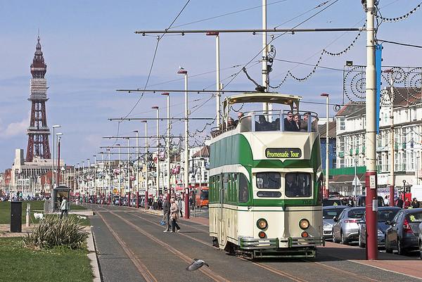 6th May 2012: Blackpool