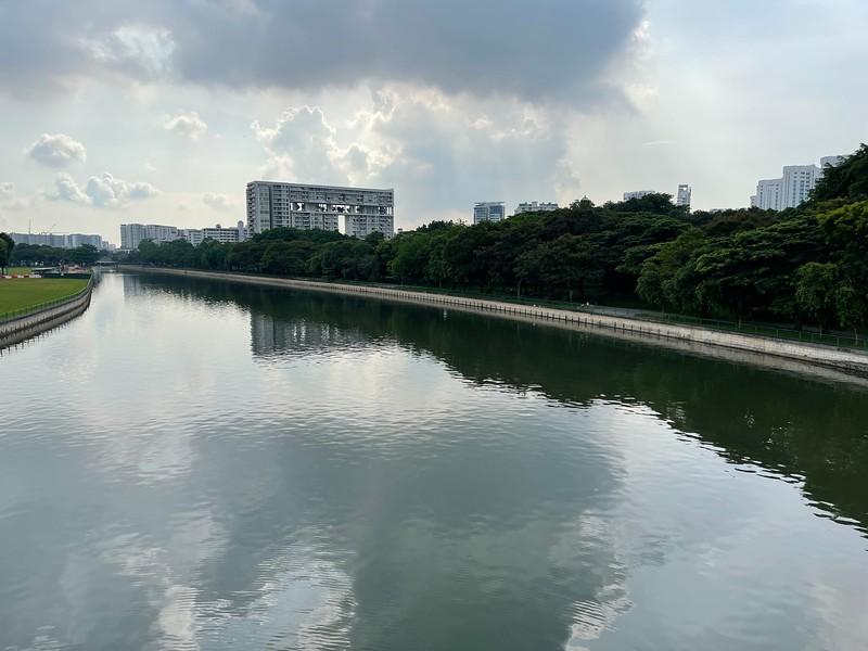 Geylang River and Geylang Park Connector