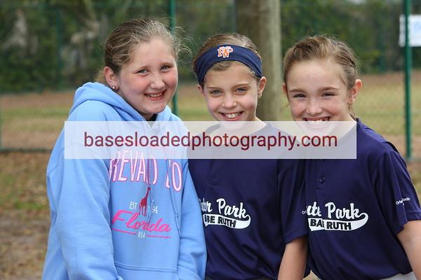 Softball~Girls