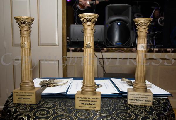 Pillars of the Community 2014
