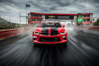 Client - Chevrolet Performance