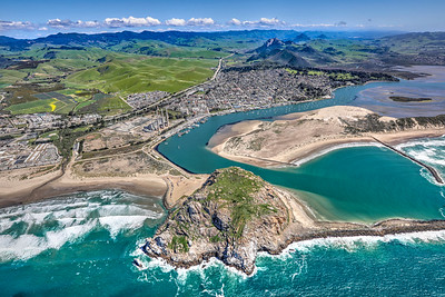 Aerial Photos of the Central Coast ( I am an FAA certified and licensed sUAS pilot)