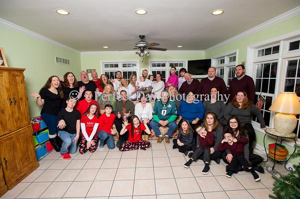 Varley Family Xmas