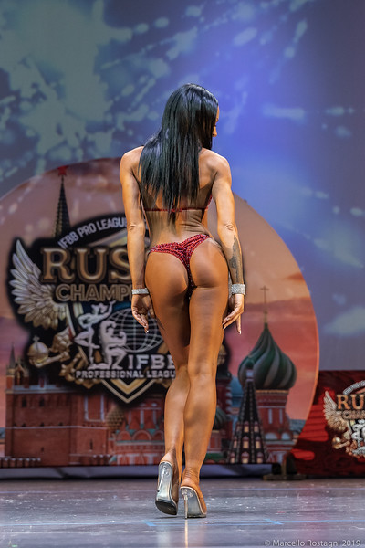 3rd Place 199 Савчук Валентина