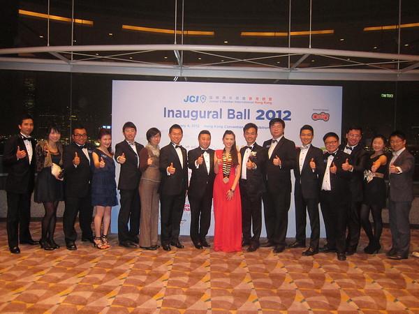 20120104 - 總會就職典禮