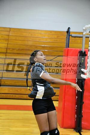 Girls Freshman Volleyball 10.03.19
