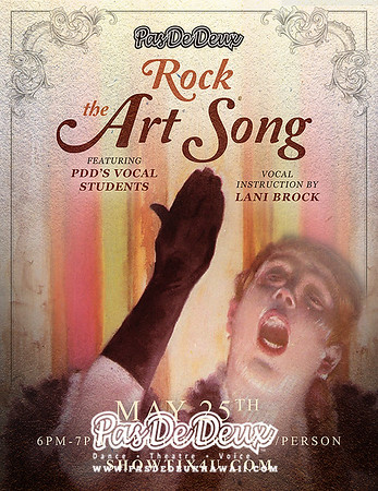 Rock The Art Song (2015)