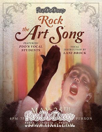 Rock The Art Song (2015)