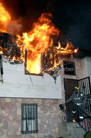 Lakeview FD House Fire 1294 Dekoven Street (2/5/2012)