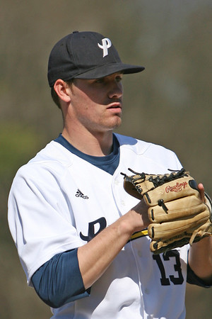 April 12, 2014 SNHU vs Assumption College, Game 2 of a doubleheader.
