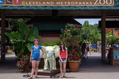 Cleveland Zoo 6/24/12