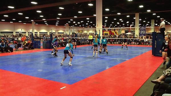 Gasparilla Volleyball Kickoff Classic videos