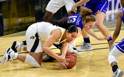 Photos: Air Force at Colorado WBB in Boulder