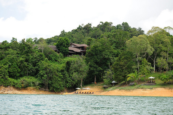 Menyang Tais Borneo Malaysia