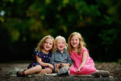 2018 I Henry, Violet & Gwenny