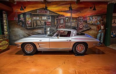 1963 Silver Coupe L75