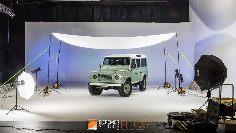 2021 ECD Defender 110 2X Studio Photos 111 BTS