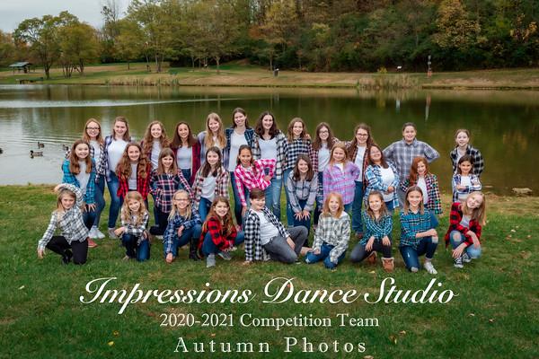Autumn 2020 Photos - Impressions Dance Studio