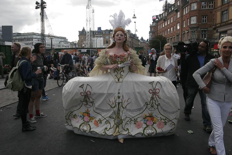 Guy Parade, Copenhagen, 2013
