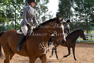 Schooling Hunters Under Saddle