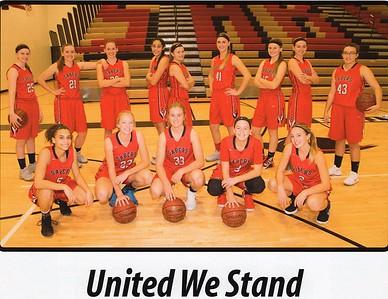 2017 - 18 Shako Girls Basketball
