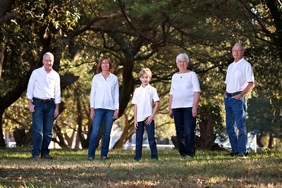 Wright Family Portrait Proofs