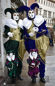 Marionettes and Masks