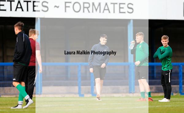 Ball Haye Green v Leek Town u17s