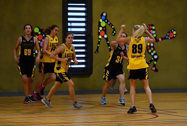 Div 2 Women Loxton Tigers (Black) v Loxton (Yellow) (Round 5)