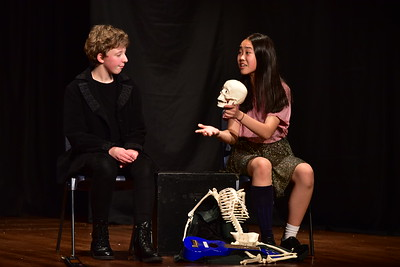 Samuel Marsden Collegiate School: Hamlet - Act V sc i