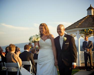 Winston and Jen's Wedding