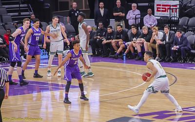 2017-12-21: NCAA Men's Basketball, Kansas vs Stanford, Sac State vs. Portland, Golden 1 Center, Sacramento, CA