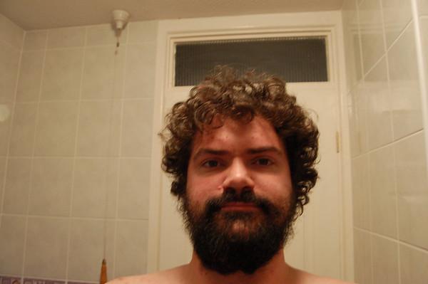 The de-bearding