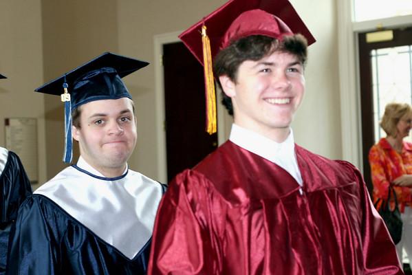 Baccalaureate Sunday - 11:00 Service