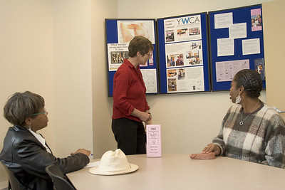 Women's Health Outreach - Opportunity Place -  2006