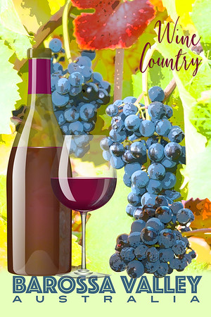 Wine Country Posters