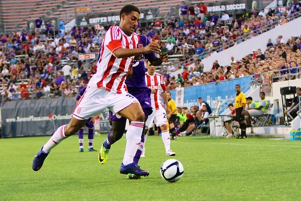 Stokes at Orlando City