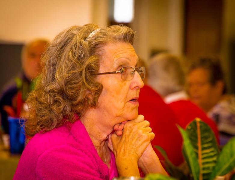 Crowley Seniors Thanksgiving Luncheon 11-20-15-16