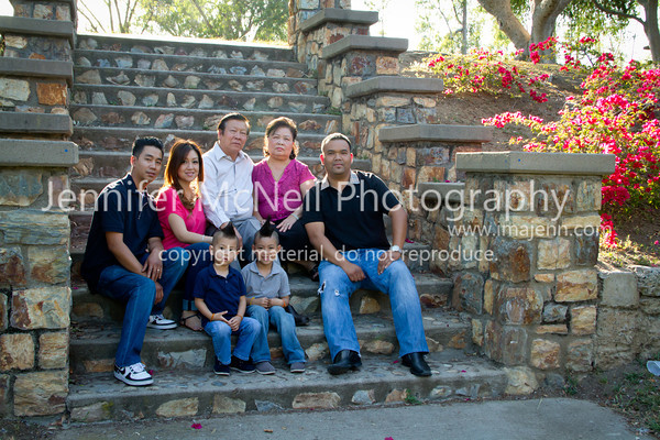 Huynh Family - Highlights for DVD